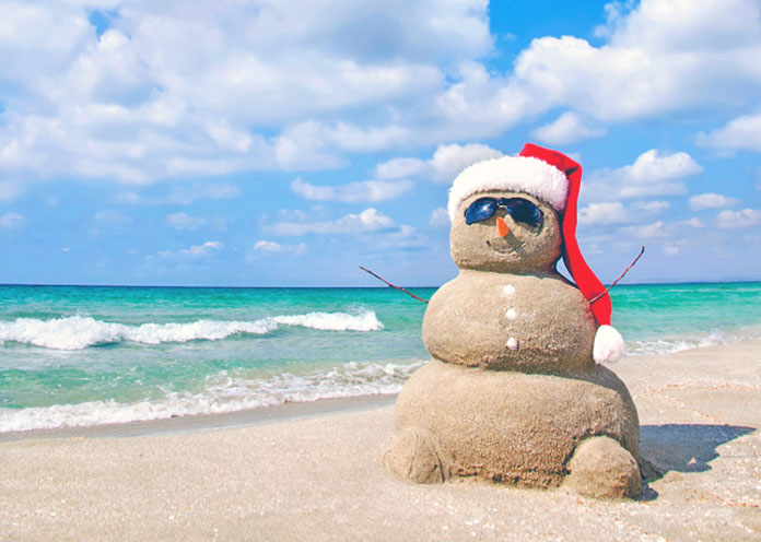 Christmas Traditions In South Africa.I M Dreaming Of A Bright Sunny Christmas Regalchild